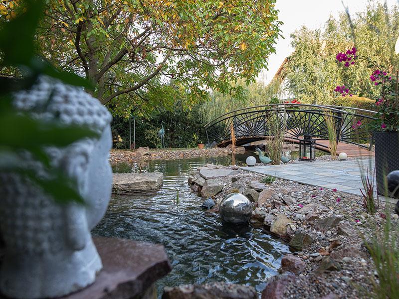 Wasser Garten Mainz Wörrstadt Nieder-Olm